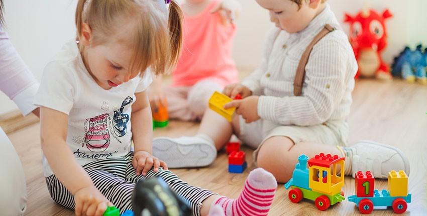 Gioco Libero Per Bambini Giocattoli