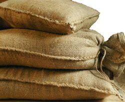Noor Sacchi Di Sabbia In Iuta 20 Kg 30 X 60 Cm Confezione Da 10 0