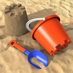 Sabbia Naturale Da Gioco 25 Kg 0 2 Mm Di Grana Sabbia Al Quarzo Sabbia Decorativa Per Bambini Certificata Tv Alta Qualit Lavabile Priva Di Sostanze Nocive 0