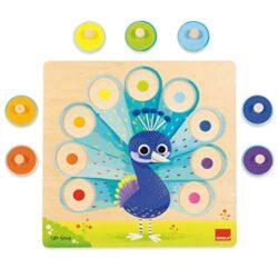 Goula Bambini Puzzle Multicolore 453060 0