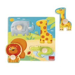 Goula Bambini Puzzle Multicolore 53004 0