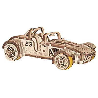 Roadster Puzzle 3d Meccanico In Legno Wooden City.jpg