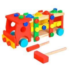 Camion Da Costruire In Legno Con Martello E Palline.jpg