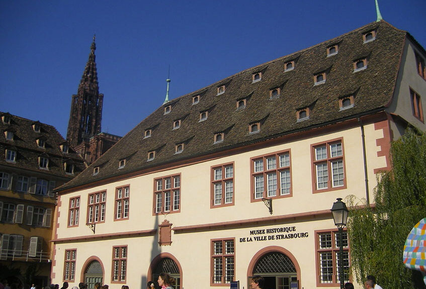 Musee Historique De Strasbourg