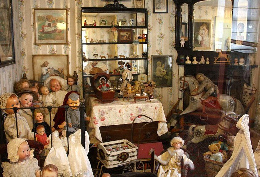 Pollocks Toy Museum