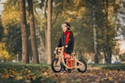 Bici senza pedali: guida all'acquisto della prima bici per bambini